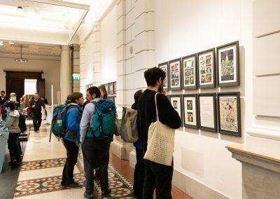 07 Ausstellungsansicht Comicstipendium (c) MSPT